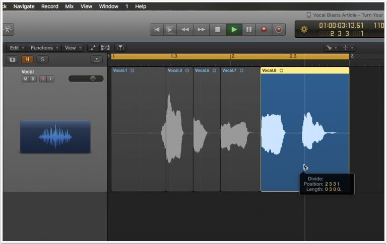 How To Get Good Vocals In Logic Pro X
