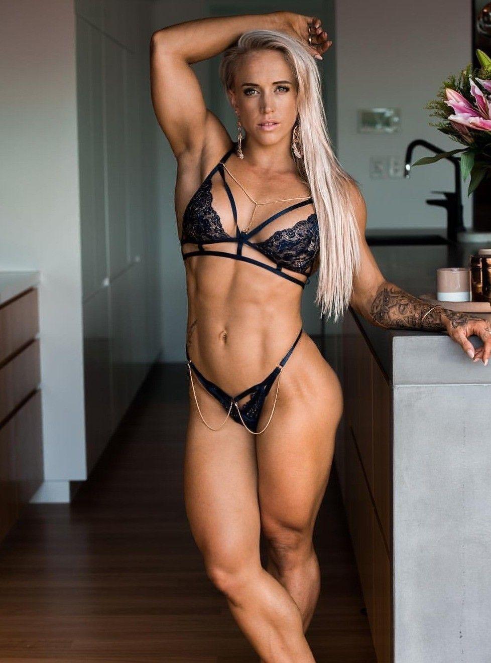 Free bikini muscle porn pics