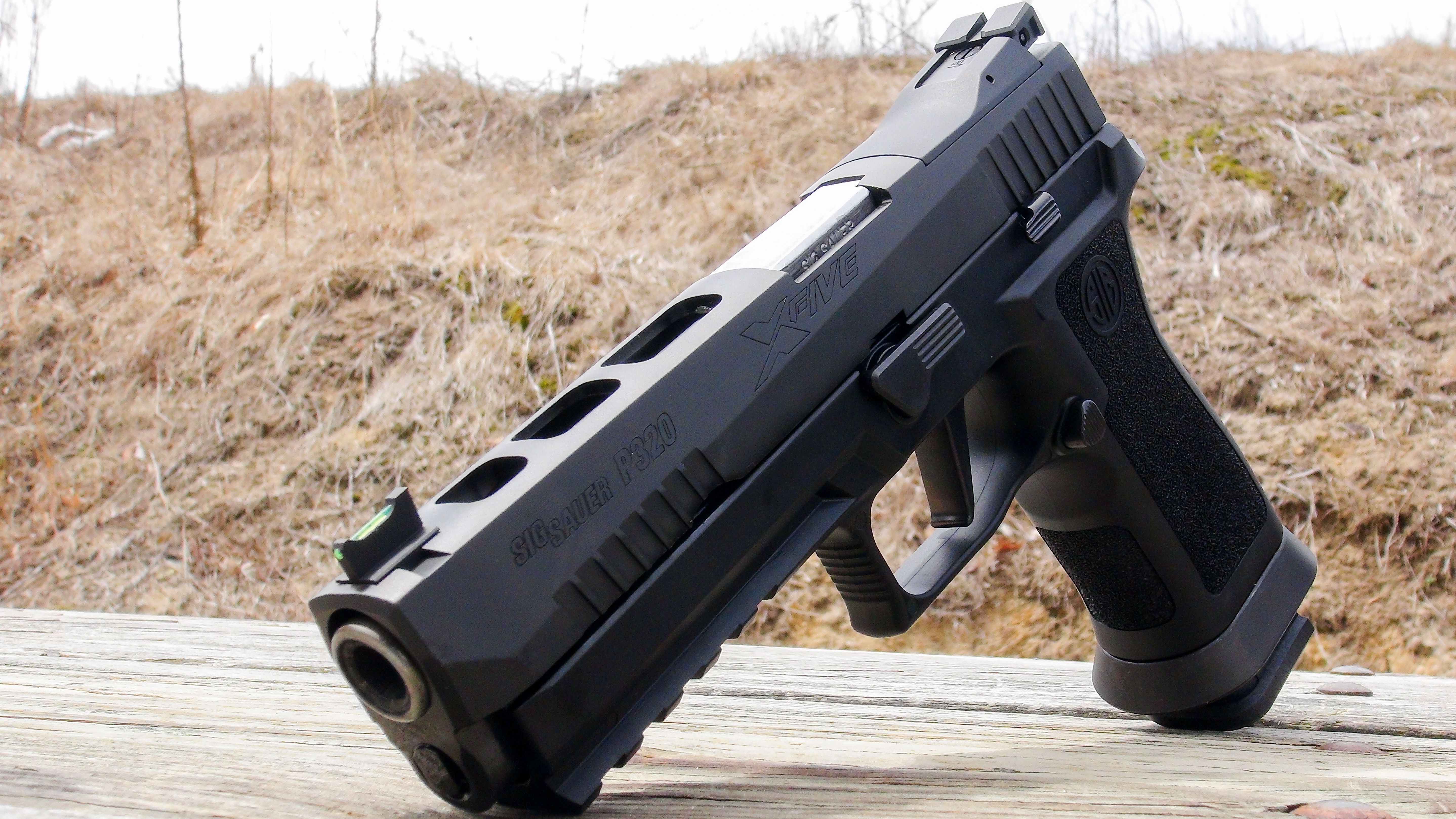 A Mega-Capacity Sig Sauer P320? The 21+1 Full Size X-Five