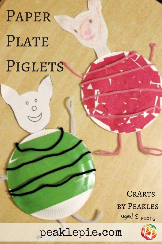 Apple Cinnamon Slices. PigletsPaper PlatesWinnie The PoohCrafts ... & Apple Cinnamon Slices | Recipe | Piglets and Craft