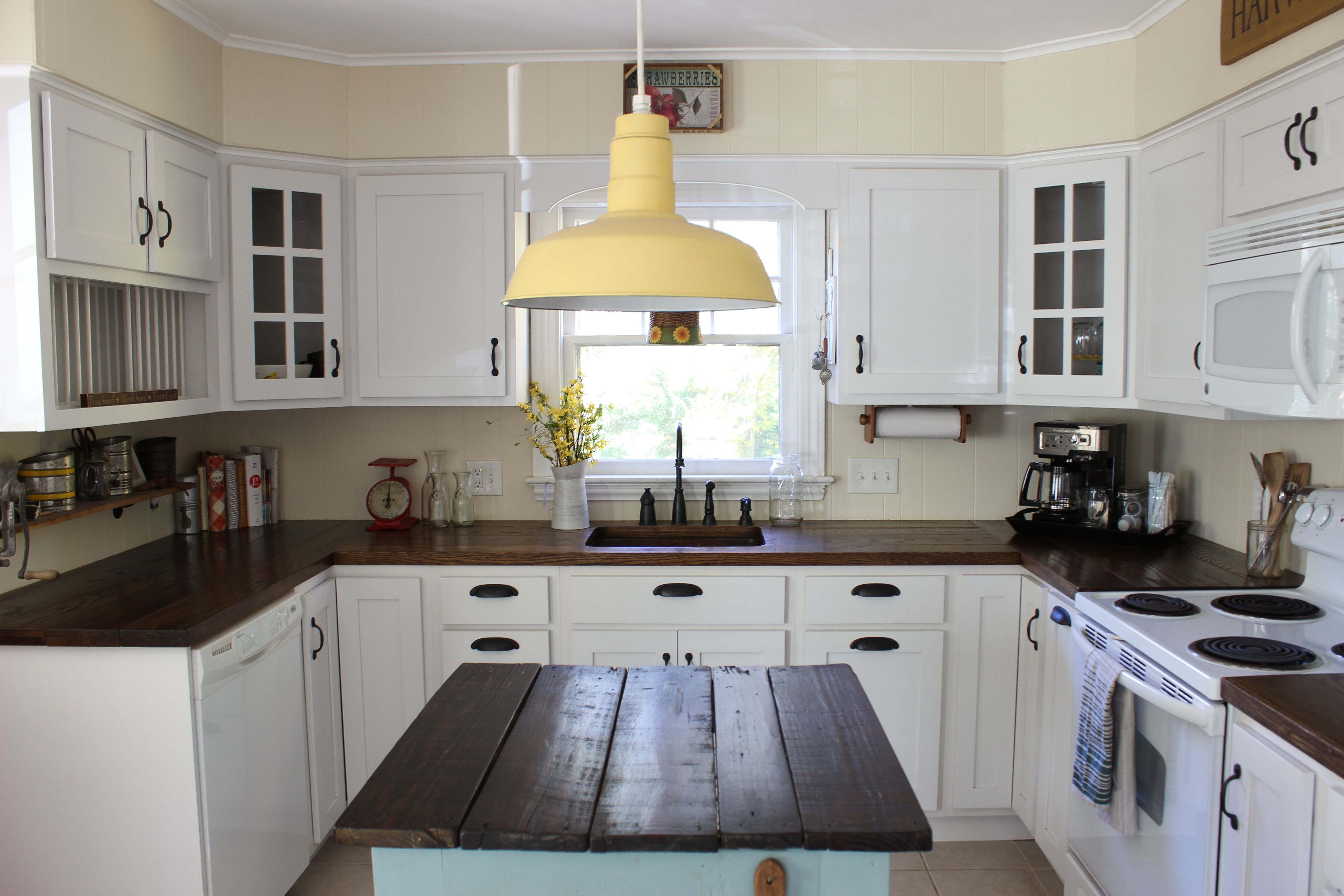 years into owning this home and the kitchen is done itus
