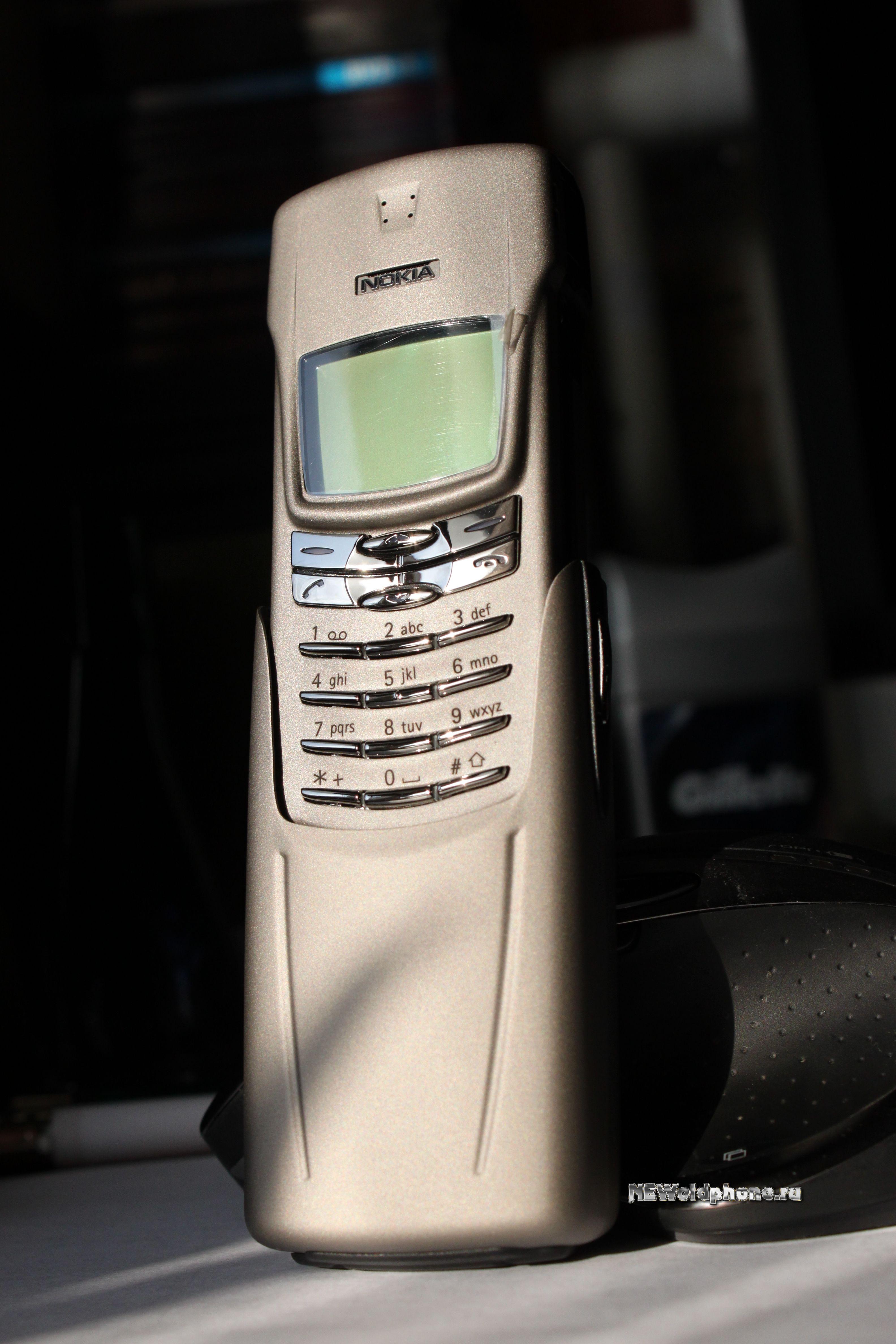 Nokia 8910 Как не нарваться на поддеРку