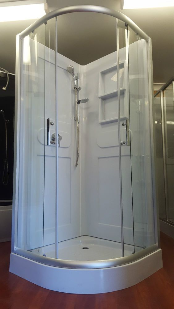 Details about NEW SHOWER SCREEN ENCLOSURE BATHROOM CUBICLE - a2002s ...