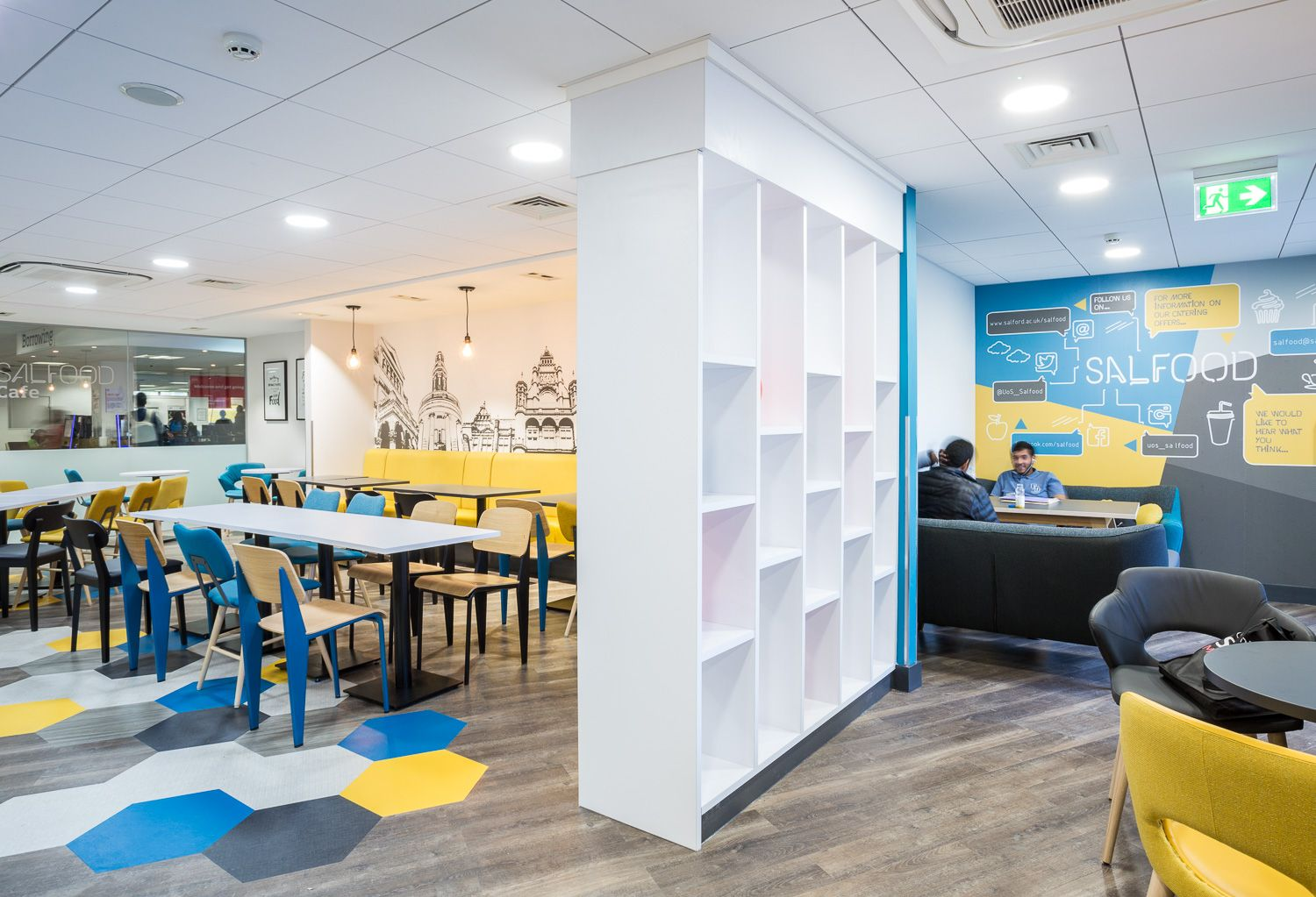 cds portfolio - clifford whitworth salford university | cafe