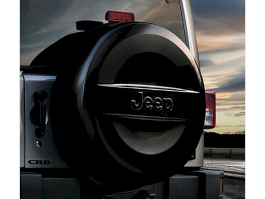 Keep Tire Safe And Your Car Look More Cool With Spare Tire Cover