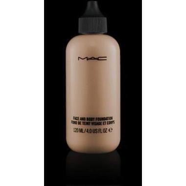 Mac Face and Body Foundation C7 120ml/4.0 Oz
