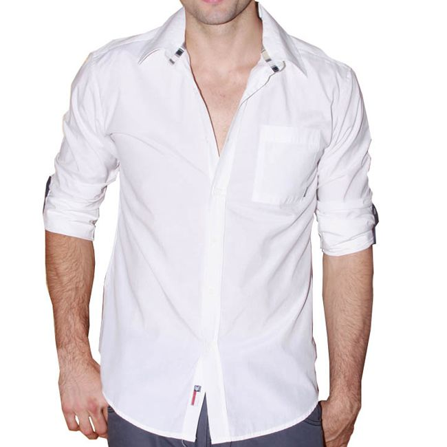 A white shirt is the ultimate classic to-go clothing piece for any season or occasion. Having been around for quite some time now, it's a timeless wardrobe staple that deserves a place in every man's arsenal and, safe to say, will never go out of style.