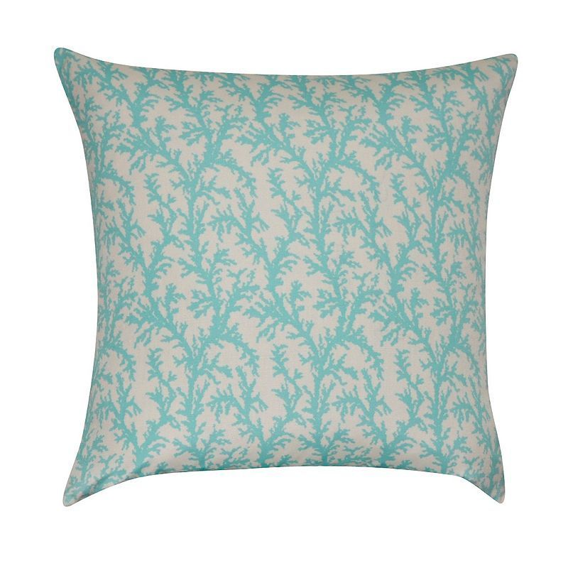 Loom and Mill Bold Branches Throw Pillow, Green