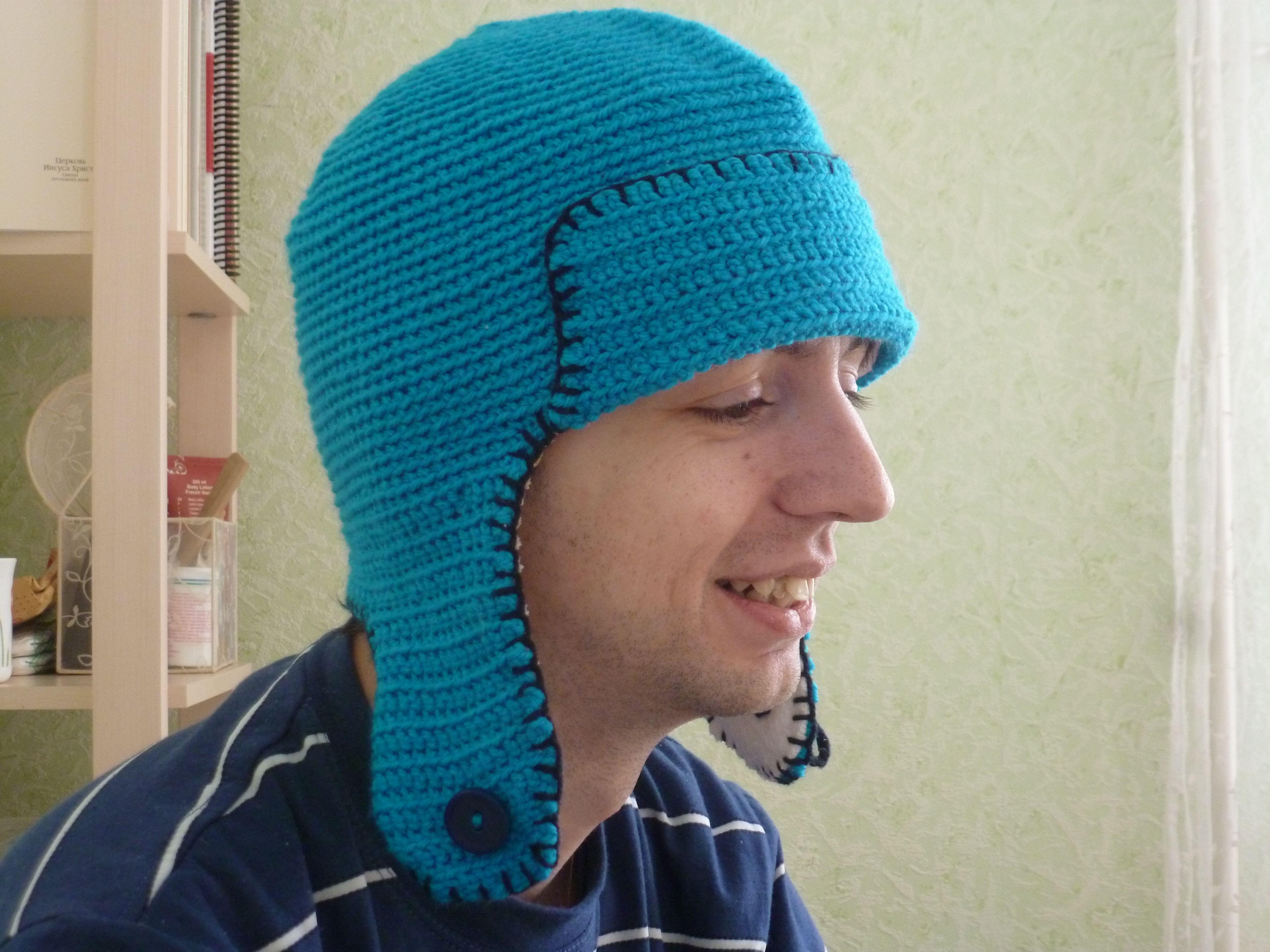 Positive anti-frosty cap :-)