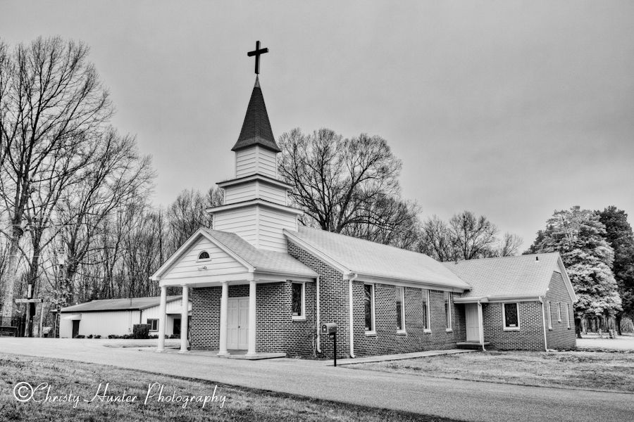 Macedonia United Methodist Church - Arlington, TN.