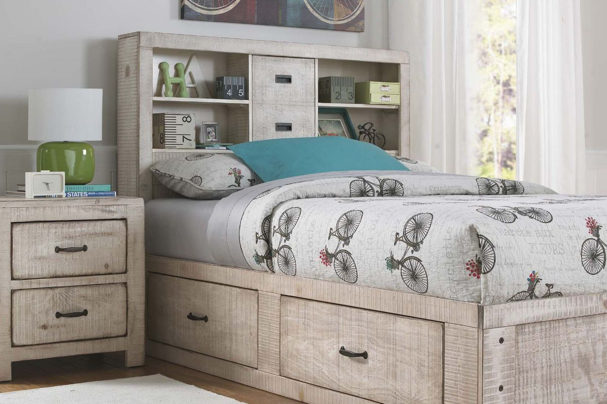 the white collection from gardner white furniture kids furniture