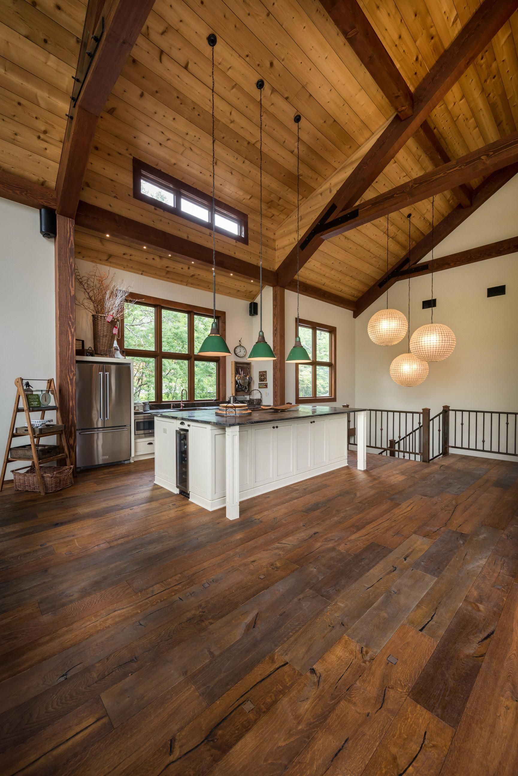 Timberframe Ski Lodge Plan Called The Catskill Cabindecor In 2020 Log Home Interiors Rustic House Rustic Houses Exterior