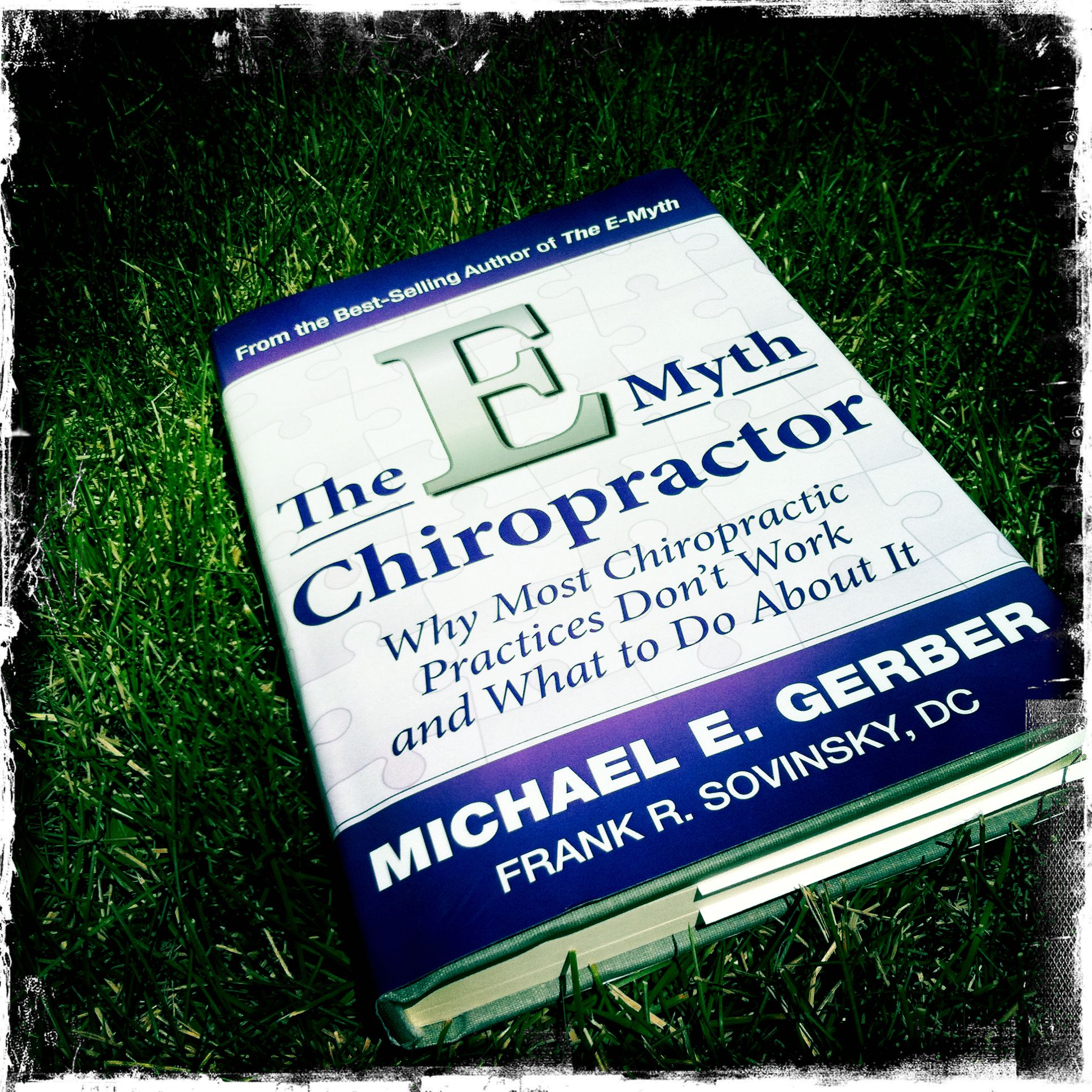 Best book for chiropractors from the most amazing mentor