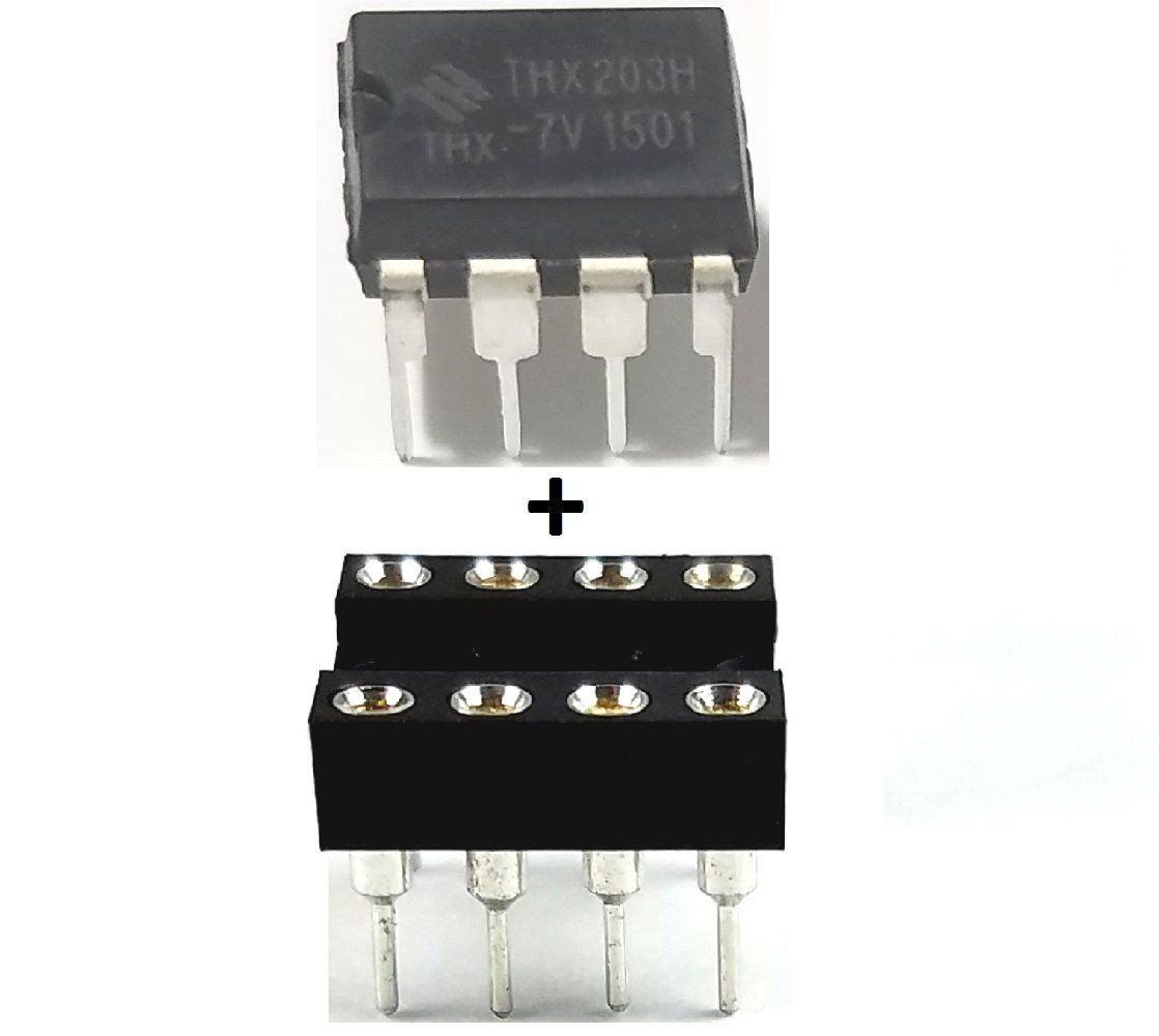 Thx Micro Electronics Thx203h 7v Sockets Power Management Pwm Dip New Digital Amplifiers For Car Audio From Stmicroelectronics Socket Dual Amplifier Ic