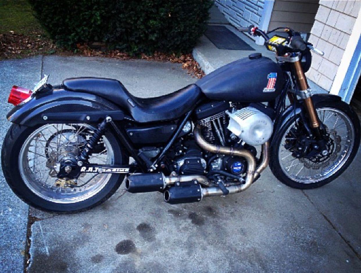 HARLEY FXR FXRT FXRP | FXR and DYNA | Motorcycle, Harley