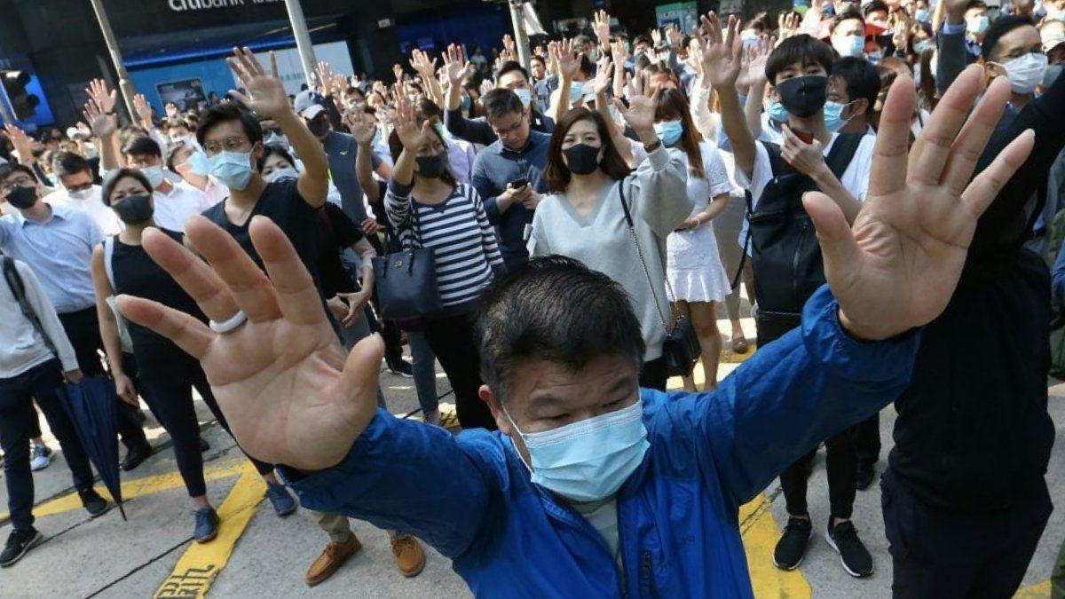 Coprifuoco a Hong Kong? Quando la Cina si stufa cosa accade? 'Gobal Times',  quotidiano in inglese del Partito Comunista Cinese annun…