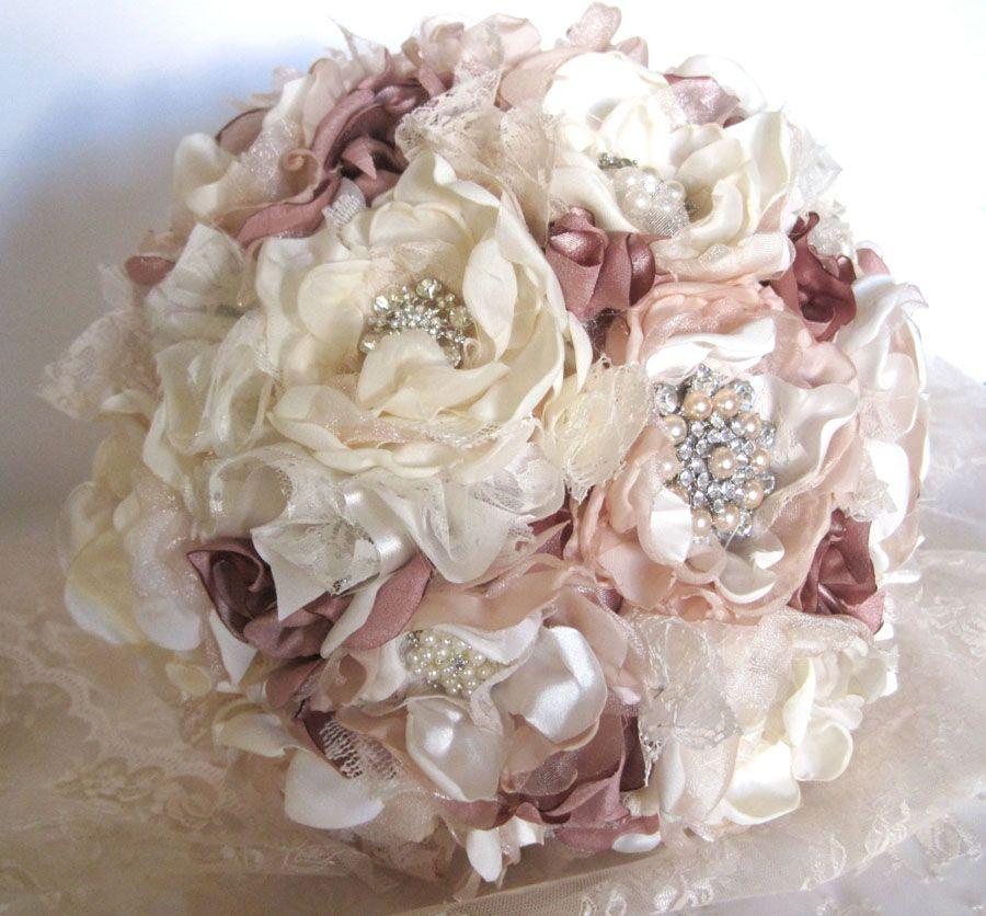 The Raggedy Rose | Делаем цветы | Pinterest | Flower bouquets, Silk ...
