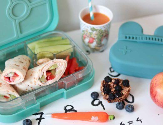 Makkelijke gezonde lunch recepten in Pieter Konijn style ...