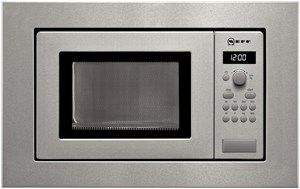 H53w60n3gb The Stainless Steel Built In Microwave Will