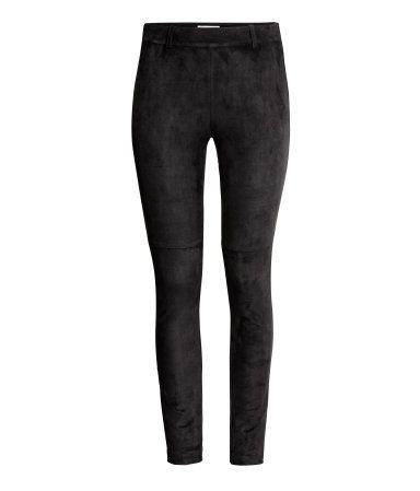 Suede Jeans | H&M DK