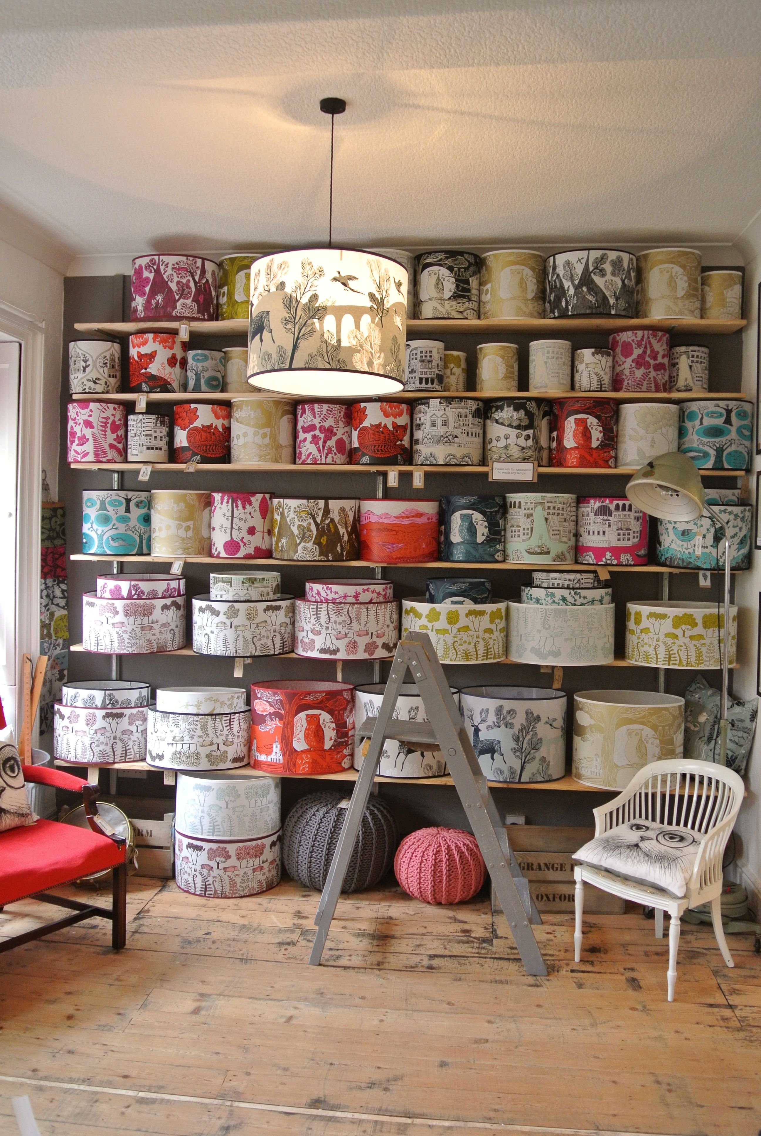 Charmant Our Massive Range Of Lush Lampshades   Brighten Up Your Day !