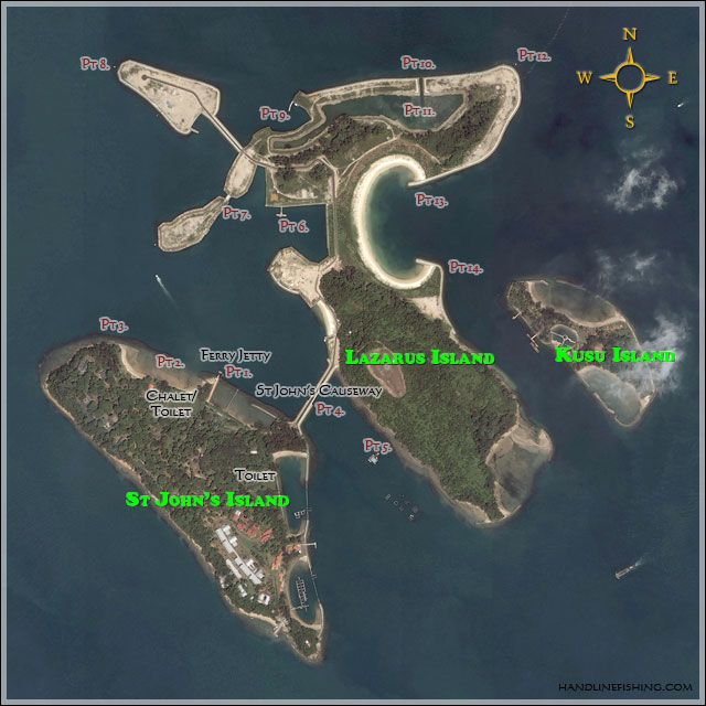 st john island map google search
