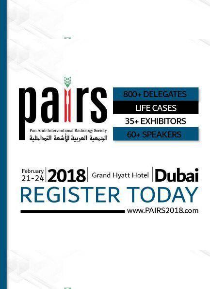 Pan Arab Interventional Radiology Society Annual Congress