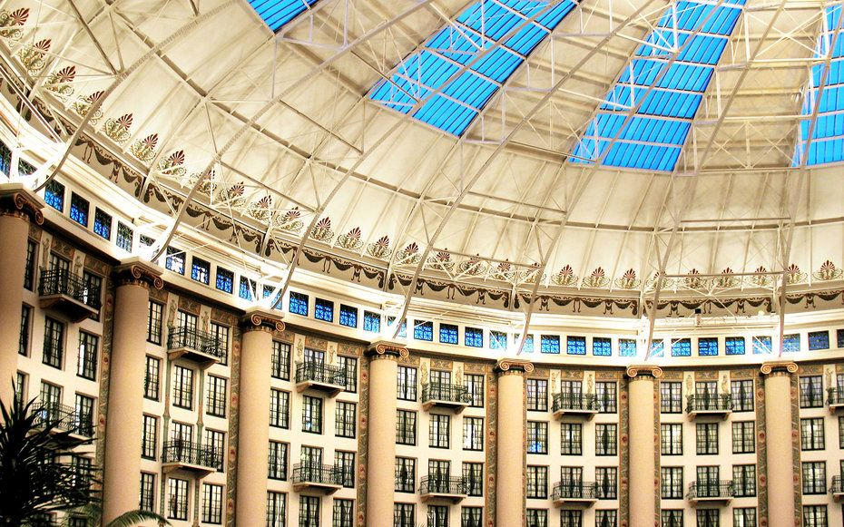 The Best Hotels In Every State Indiana West Baden Springs Hotel