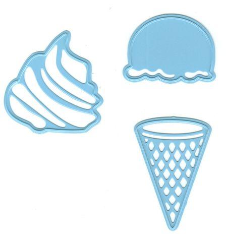 Marianne Designs Creatable Dies - Ice Cream With Scoops