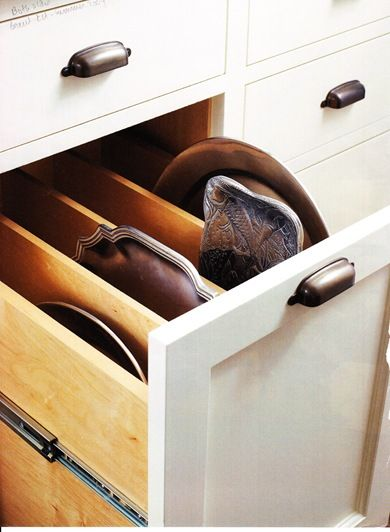 Exceptionnel Why Are Deep Drawers Always Called U201cpots And Pansu201d Drawers? There Are So