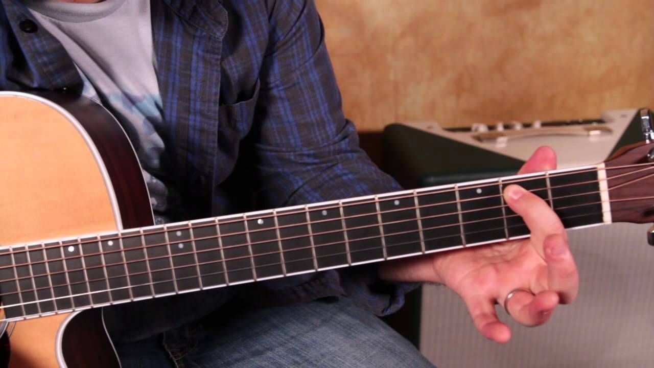 Acoustic Guitar Chords for Beginners - Melodyful