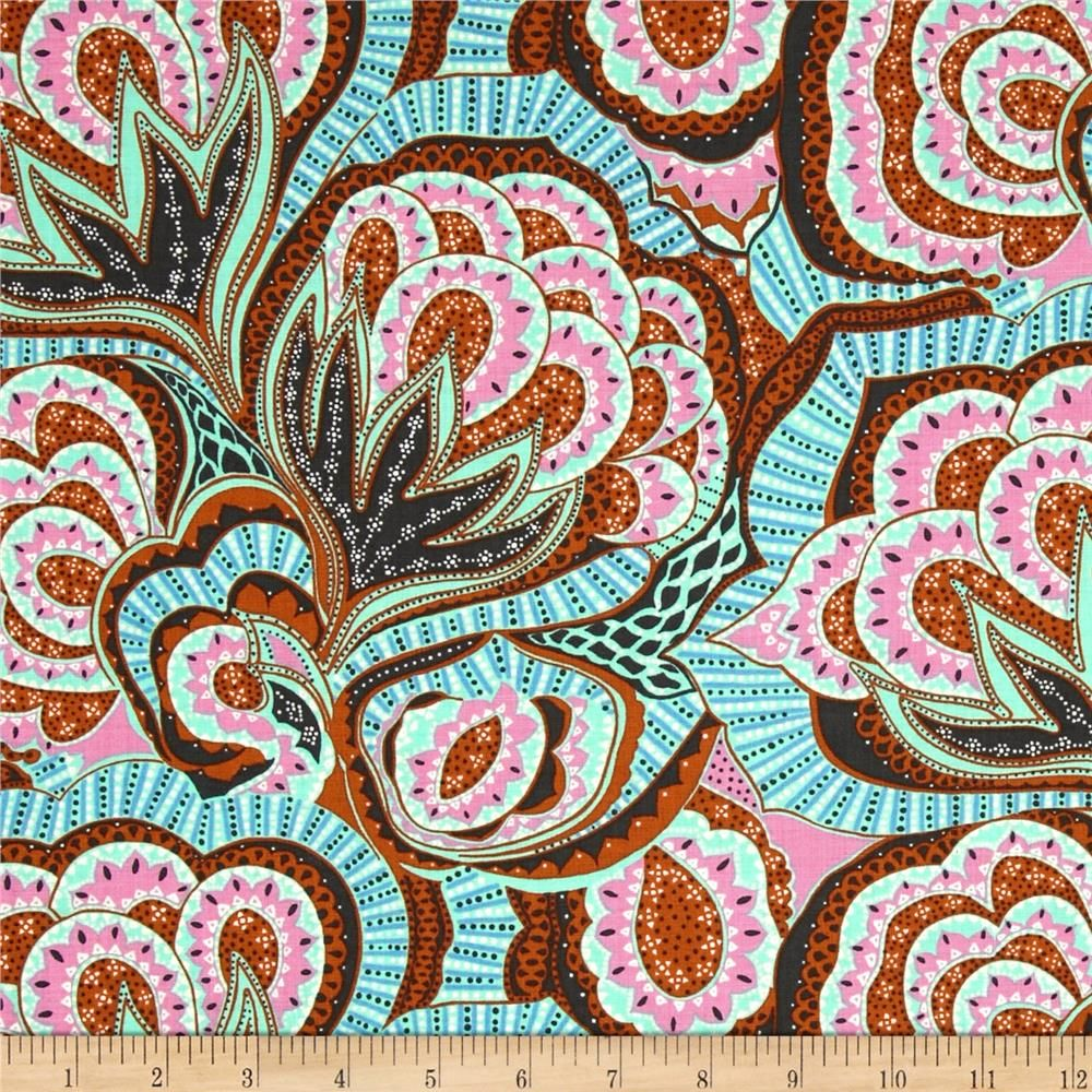 Gentil Amy Butler Hapi Heart Oasis River · Fabric BoardGorgeous FabricsRiver StonesHome  Decor ...
