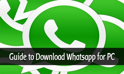 How To Download Whatsapp On Pc For Free Window 8 Laptop Android