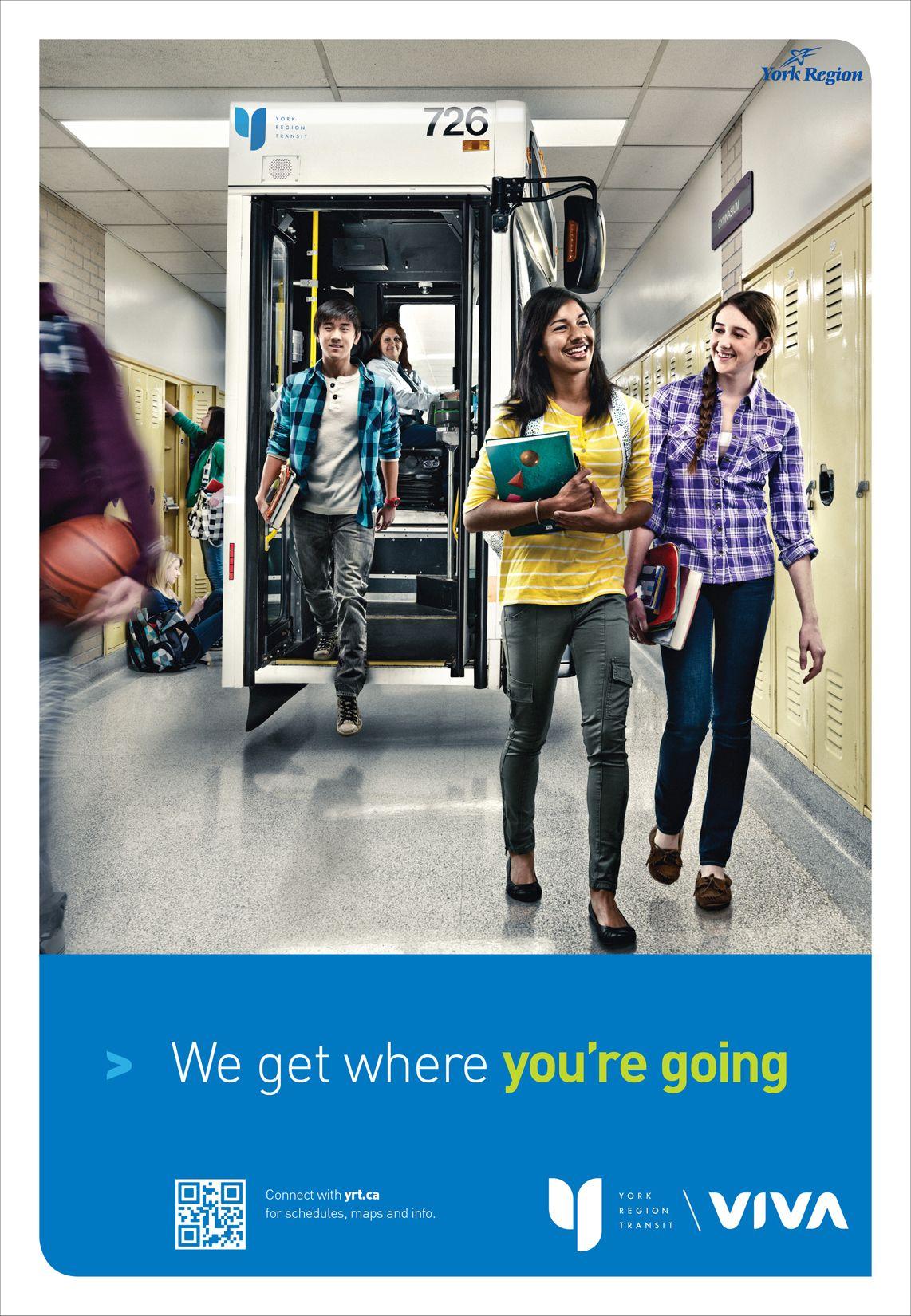 York Region Transit - Brand Campaign  dde5a4c762e