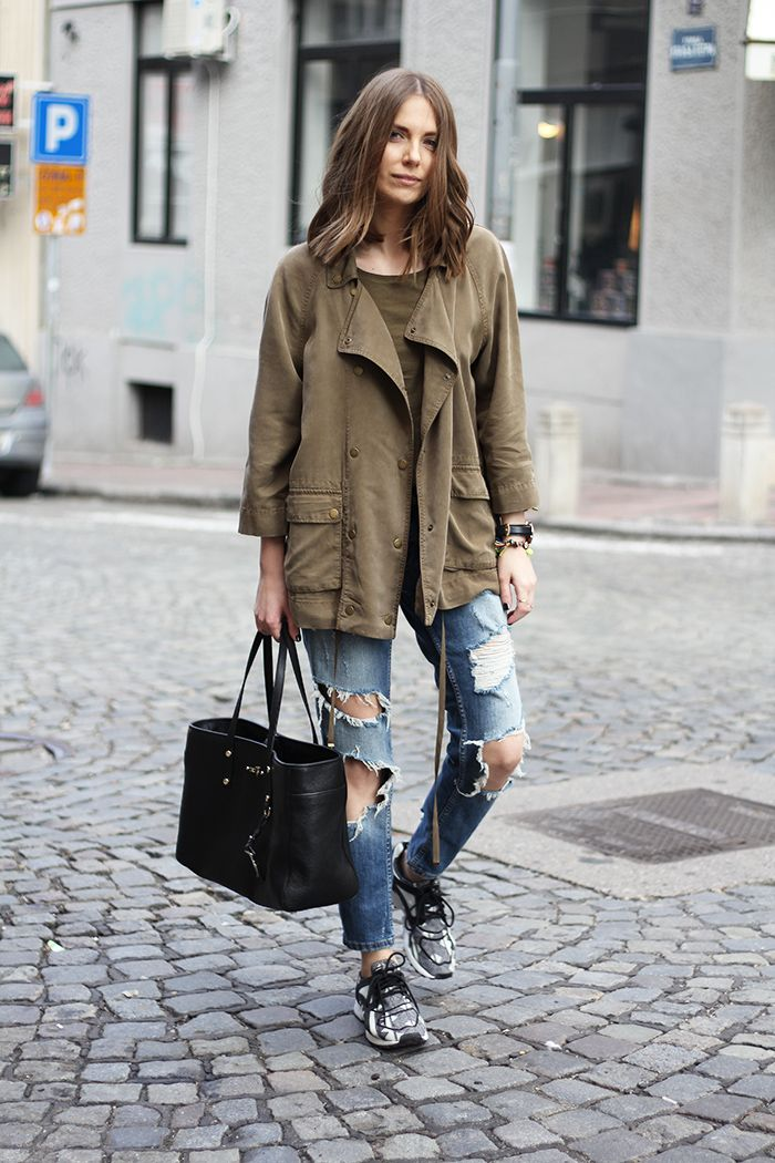 Military Fashion Trend Report - Yeah, We Would Wear It | Army ...