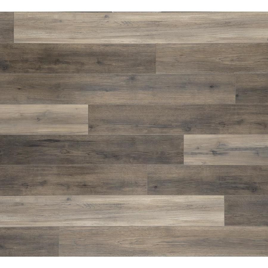 Allen Roth Allen And Roth Hickory Medley 6 In W X 4 2 Ft L Embossed Wood Plank Laminate Flooring Lowes Com In 2020 Wood Planks Laminate Flooring Flooring
