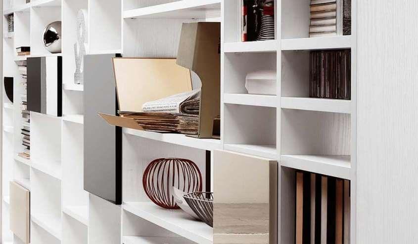 Librerie componibili modulari - Mobili componibili per la casa