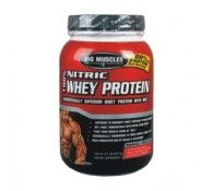 Big Muscle is a revolutionary brand. Big Muscle Nitric whey is most nutritious way to boost your muscles and promote strength. Enriched with the highly nutritious whey protein that works wonders on muscles, this nutrient creates an instant amino base in the bloodstream, which helps your muscles function to the optimum.