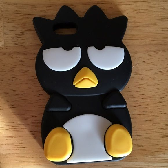 Batz maru 5/5s cover Good condition. Just got an iPhone 6s, so won't be using this cover anymore. It can also fit a 5c. Sanrio Accessories Phone Cases