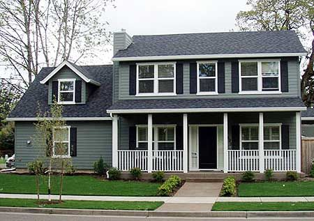 Plan 72539da Traditional Farm Style Home Plan Colonial House Exteriors Colonial House Plans Affordable House Plans