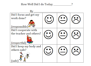 Preschool behavior charts printable ancestral for kindergarten aug daily also weekly smiley chart projects to try pinterest rh