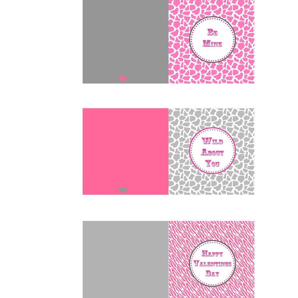 Crafts and Deals: {Valentine printables...}