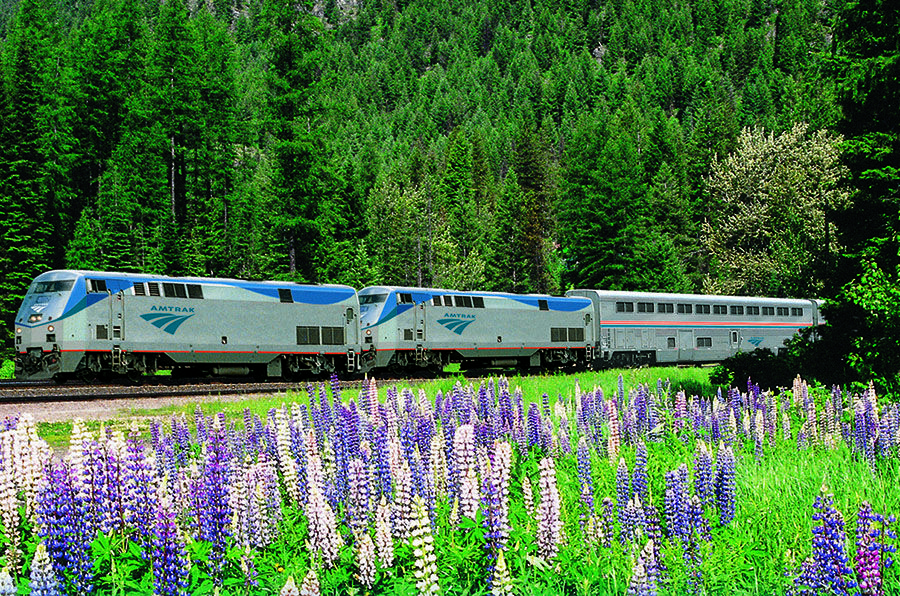 How to Take a Loop of the Entire U.S. by Train in 2020