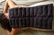 New Body Wrap $68 filled with flax seed