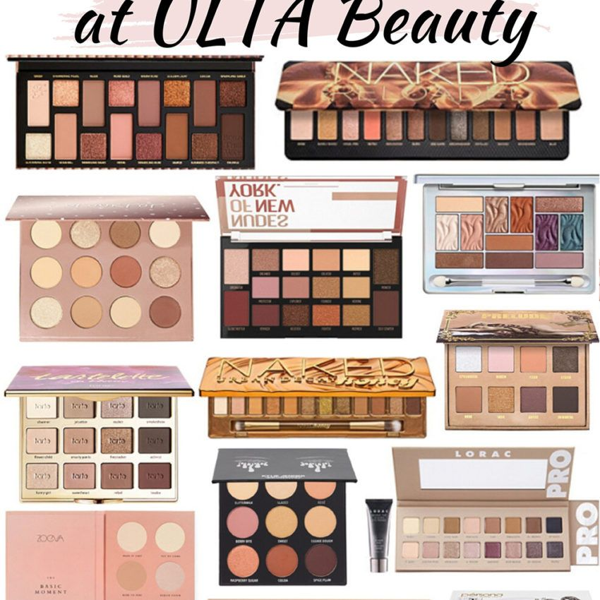The Best Neutral Eyeshadow Palettes at ULTA Beauty in 2020