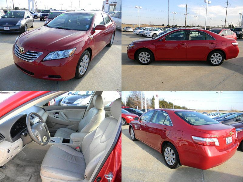 Get Detail Info With Product Specs Of Used 2008 Toyota Camry Hybrid Sedan Cars For 17995 By Advantage Car Located In Houston Tx Usa Aail