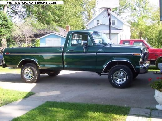 1978 Ford F150 4x4 Finished Restoration Ford F150 Custom Ford F150 Ford Trucks