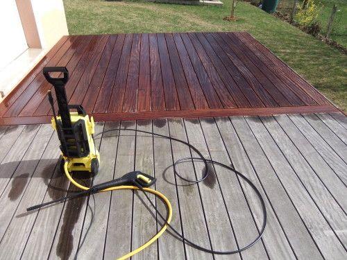 Trucs et astuces pour dégriser une terrasse en bois Comment dégriser