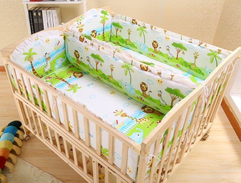 lit en bois pour bebe pas cher