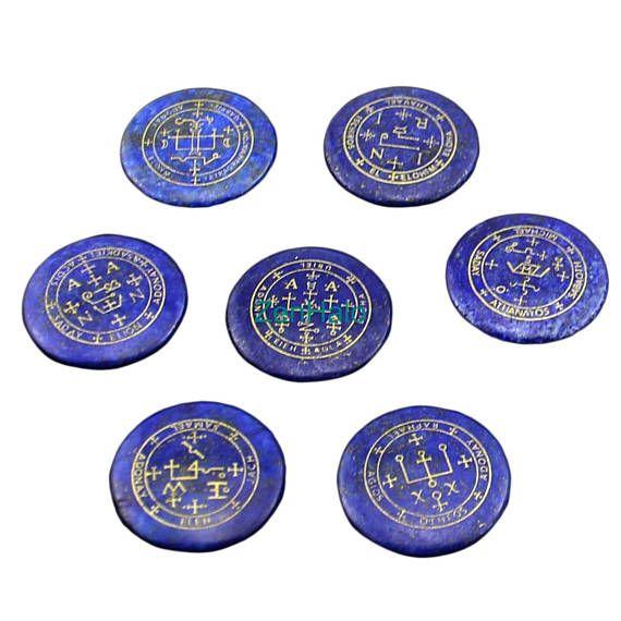 7PCS  Lapis Lazuli Chakra Stone And Healing #everythingelse #religious @EtsyMktgTool http://etsy.me/2C9Qqn7 #chakra #healingstone #7chakras